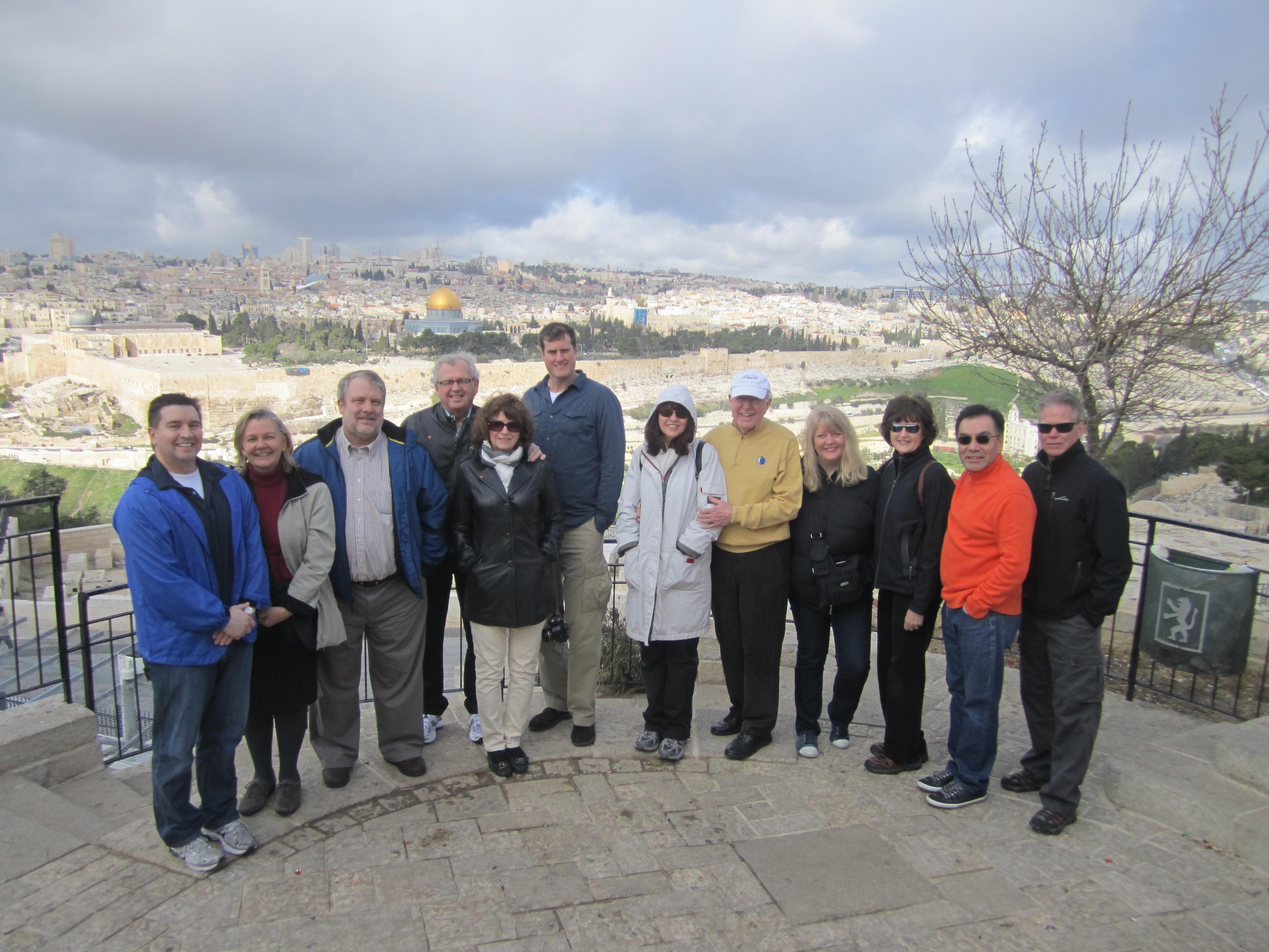 NTA in Jerusalem