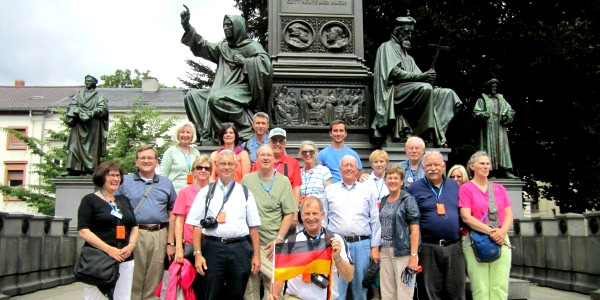Escorted Lutheran Germany Tours